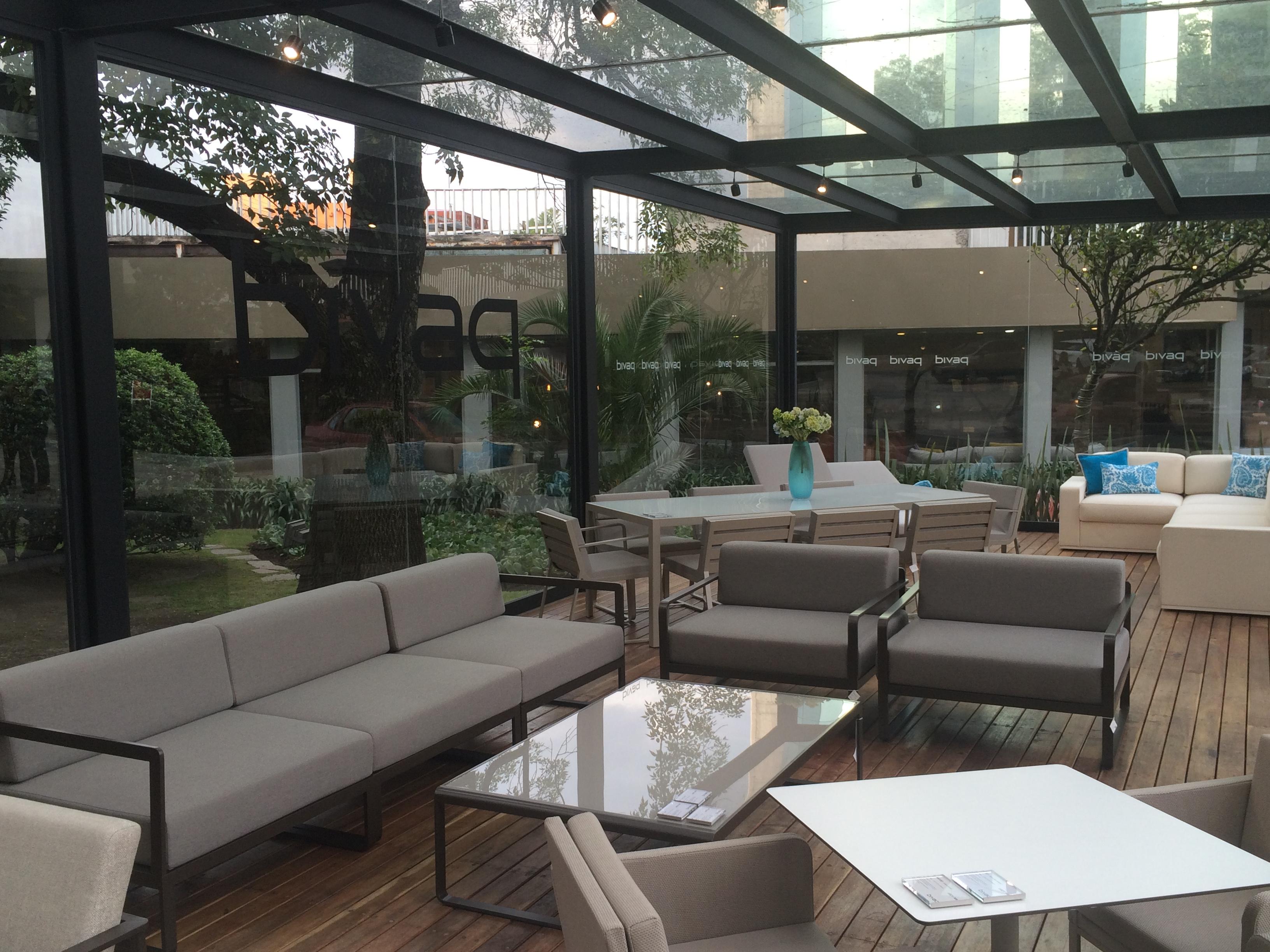 high end outdoor furniture bivaq mexico