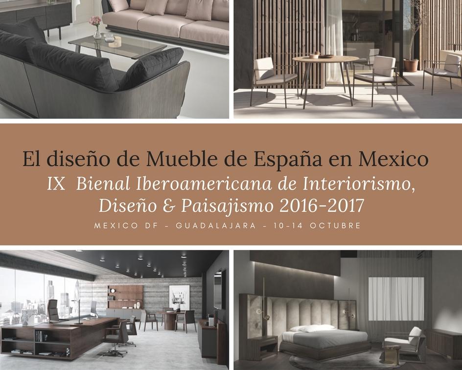 muebles españa bienal iberoamericana mexico bivaq