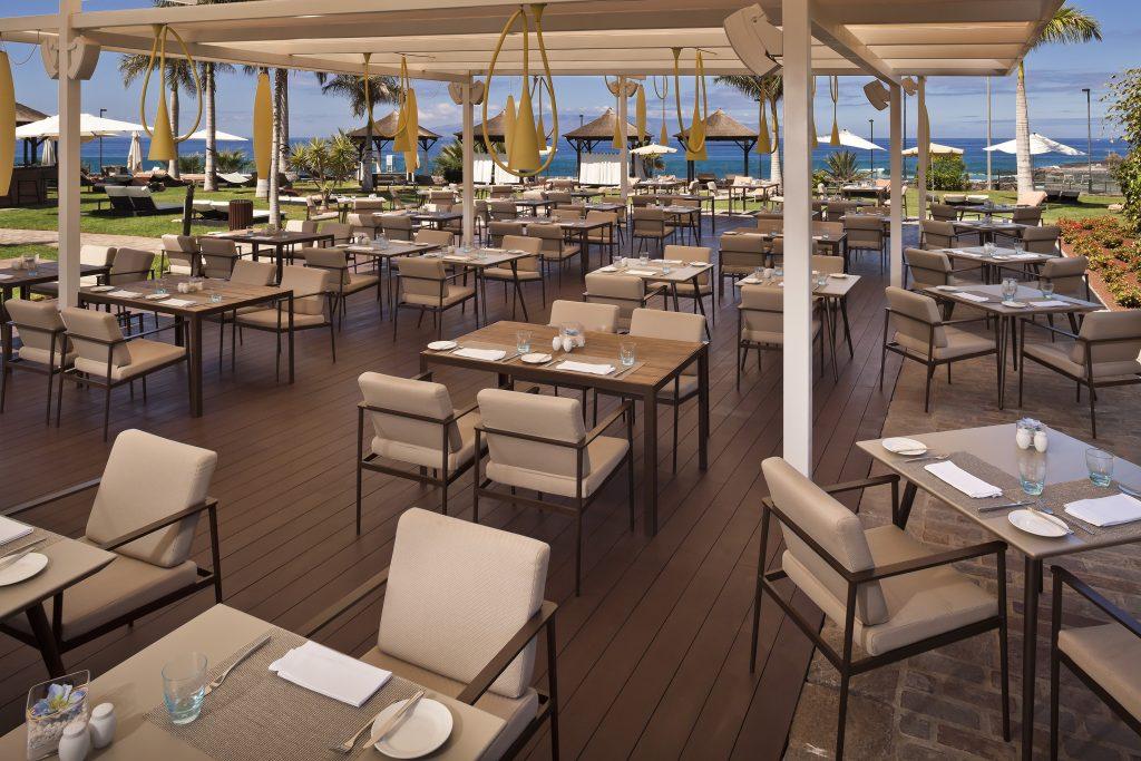hotel outdoor furniture bivaq terrace tenerife