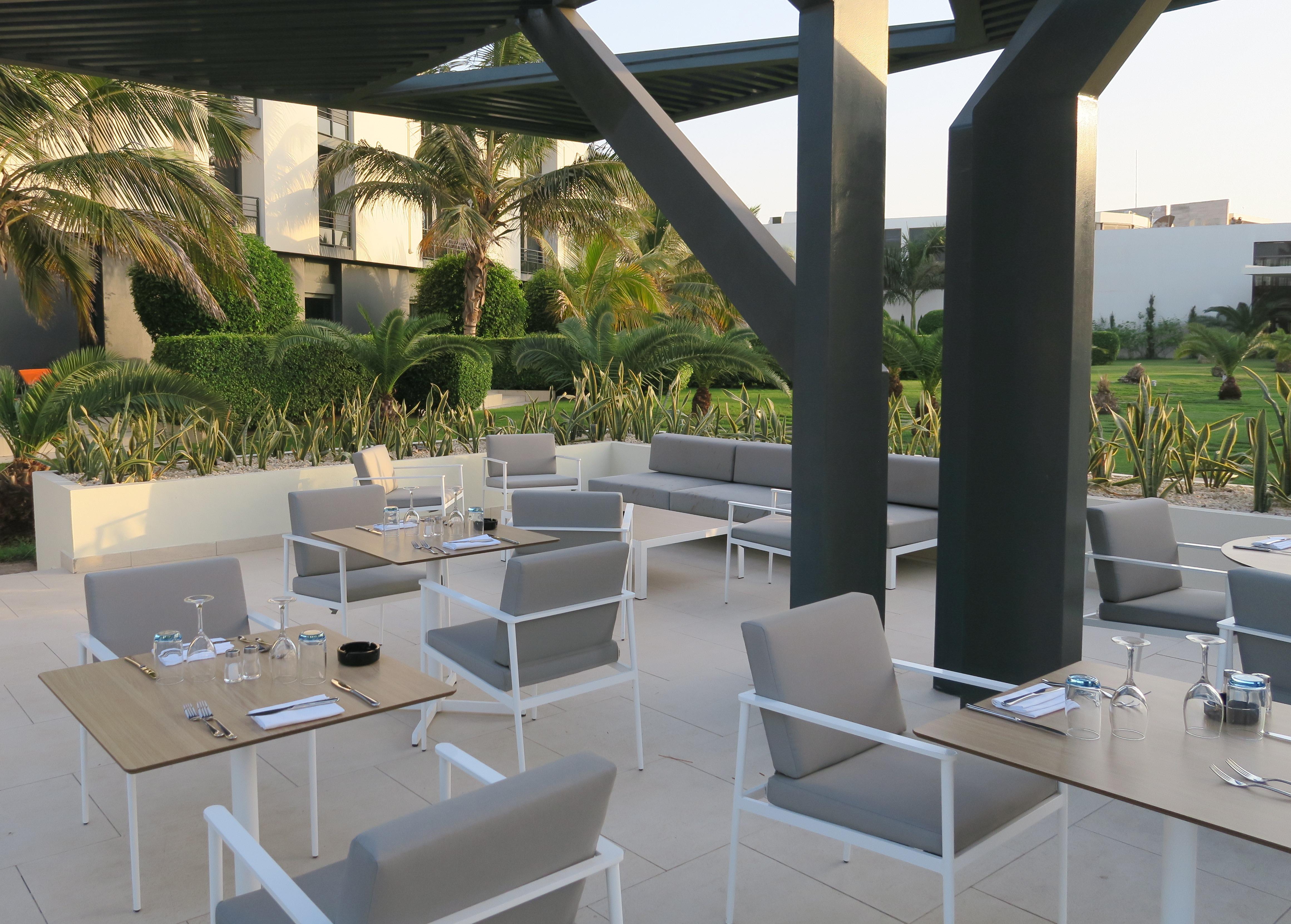 dakar bivaq outdoor furniture hotel radisson blu africa beach resort