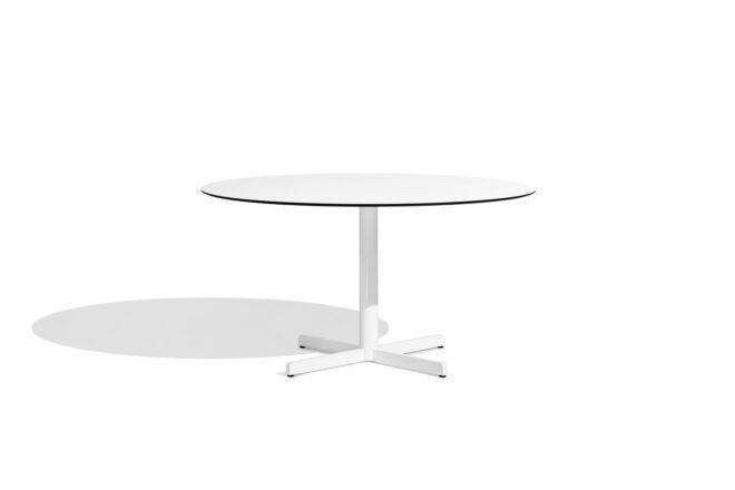 Sit mesa pie central ø120×74