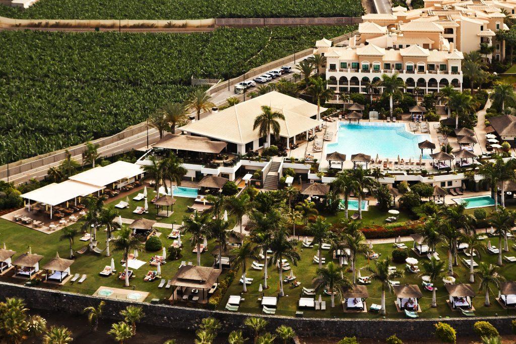 outdoor furniture terrace hotel bivaq tenerife
