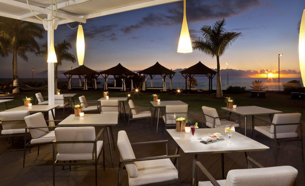 outdoor furniture terrace hotel bivaq