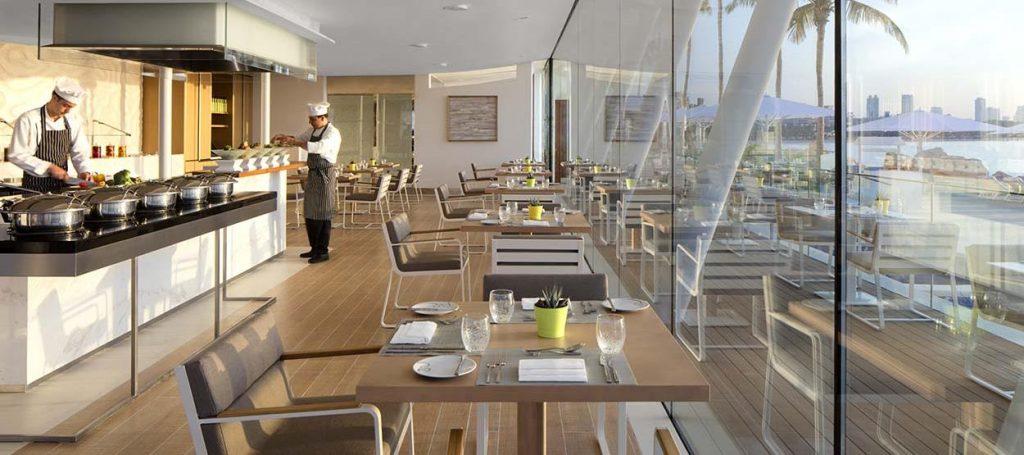 bab al yam restaurant outdoor furniture bivaq sit collection burj al arab