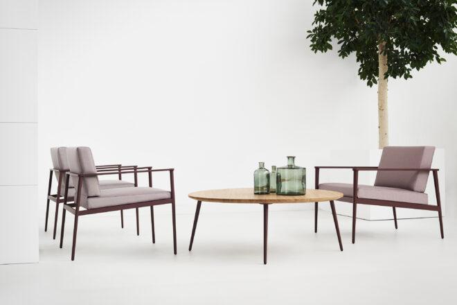 vint sofa 1 seater – vint low armchair 064 copy